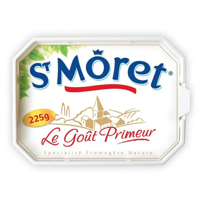 composition saint moret