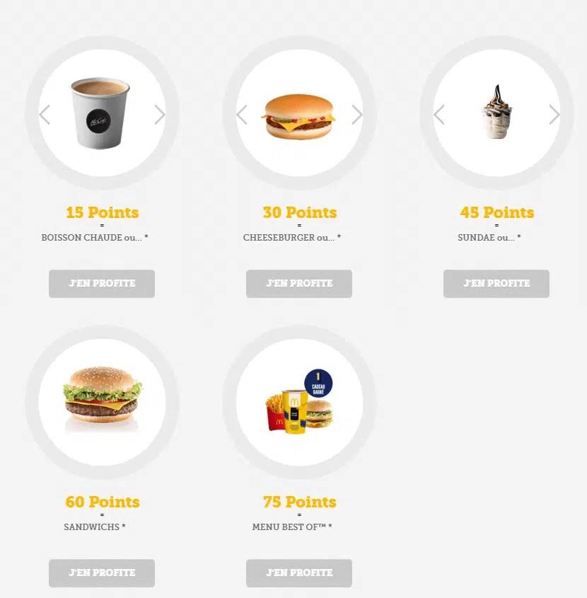 Mâncarea ieftină la McDonald's's
