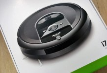 IRobot Roomba I7 emballage