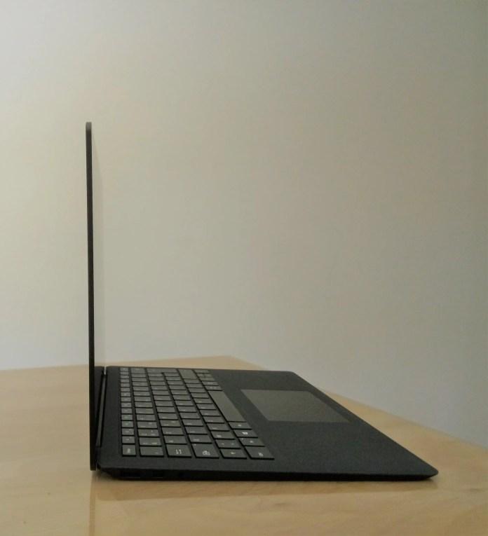 mon avis Microsoft Surface Laptop 2