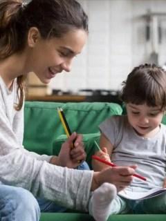 combien coûte la garde d'un enfant