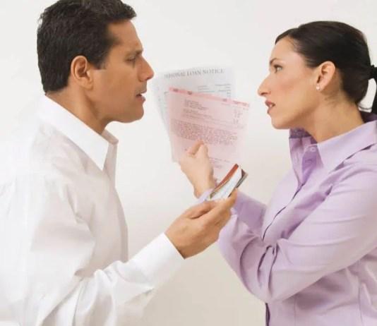 comment vivre avec un conjoint dépensier