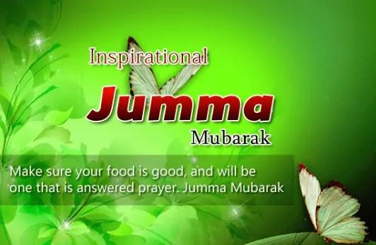Jumma Mubarak Wishes
