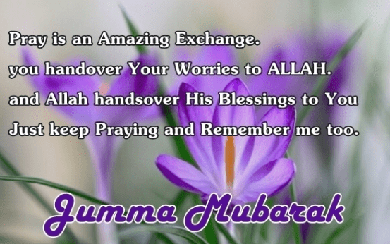 Jumma Mubarak Greetings