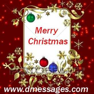 christmas card messages christian