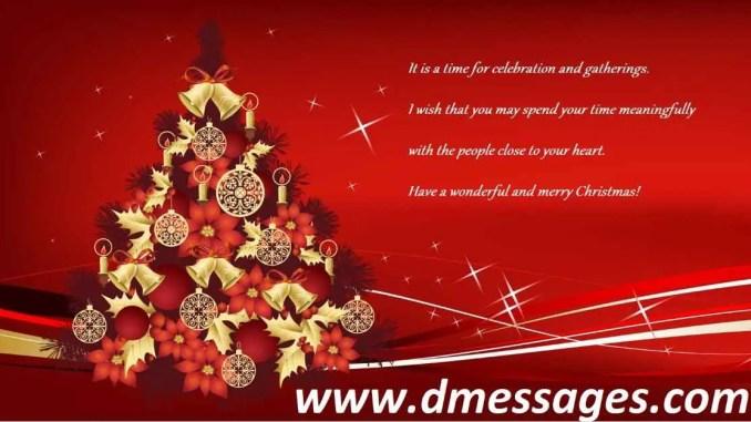 inspirational christmas greetings message 2019