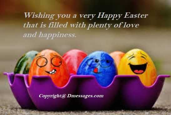 Christian easter messages