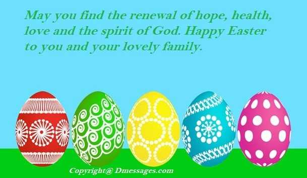 Funny easter card messages