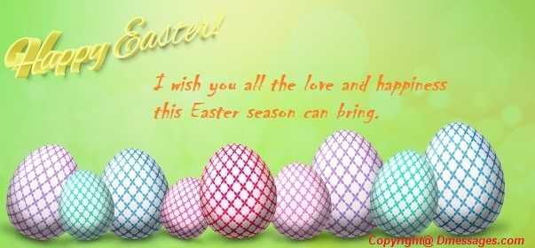 Funny easter messages cards