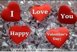 Happy valentine status