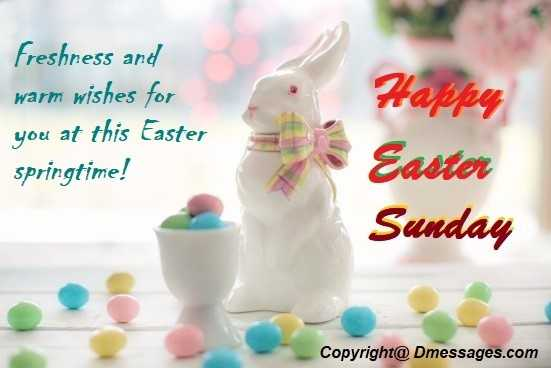 Messages for easter wishes - Easter Monday holiday