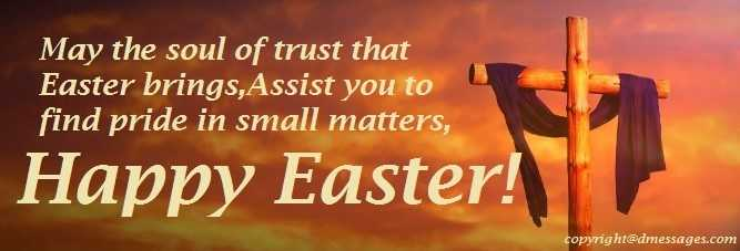 easter blessings wishes