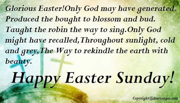 easter wishes for facebook