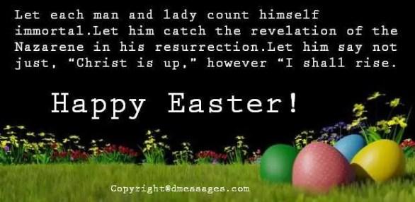happy easter religious quotes