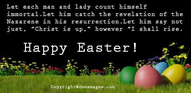 happy easter religious quotes
