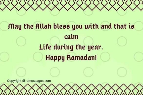 Ramadan kareem greeting messages-Ramadan messages 2020