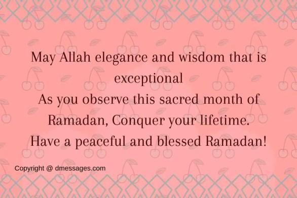Ramadan kareem short messages-Ramadan picture sms messages