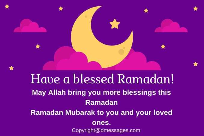 advance ramadan mubarak wishes