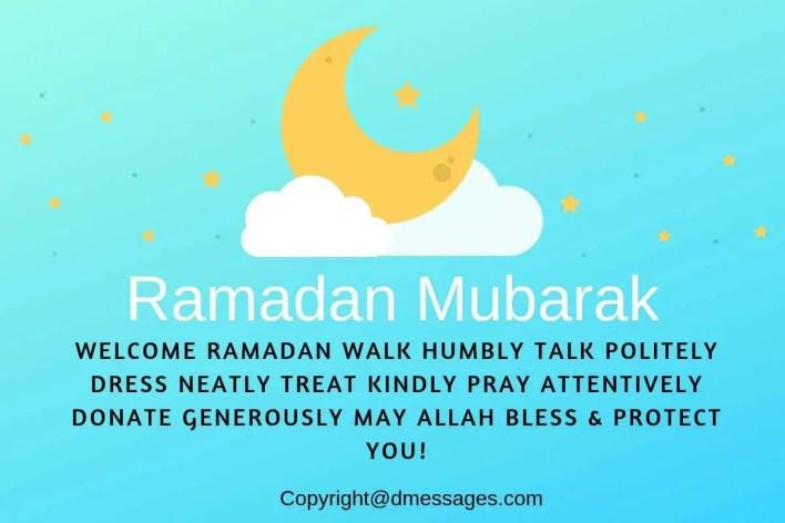 ramadan comedy sms