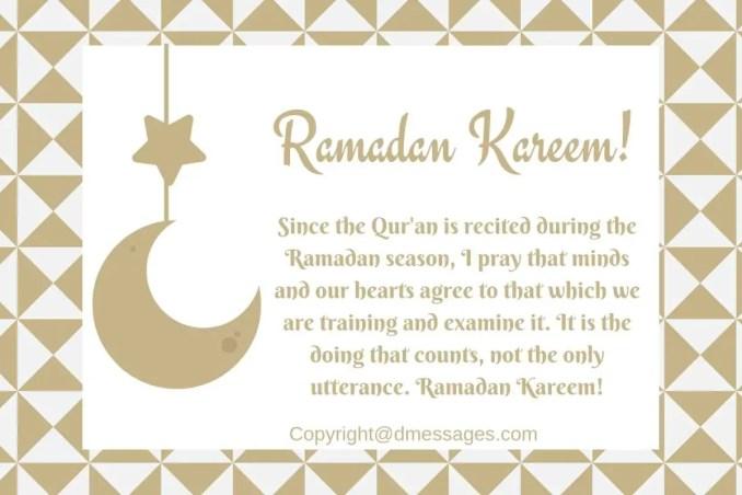ramadan kareem wishes english