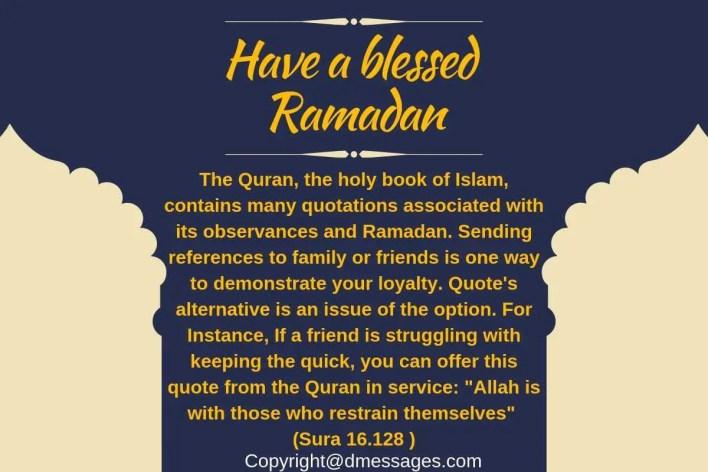 ramadan mubarak greetings in arabic
