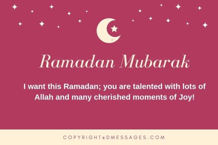 ramadan mubarak greetings messages