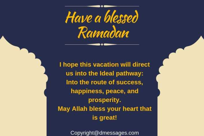 ramadan text messages in english
