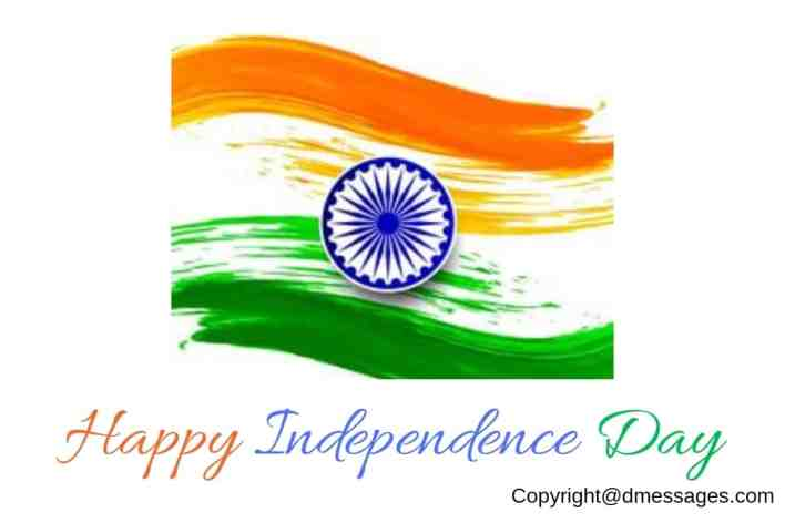 India independence day Messages