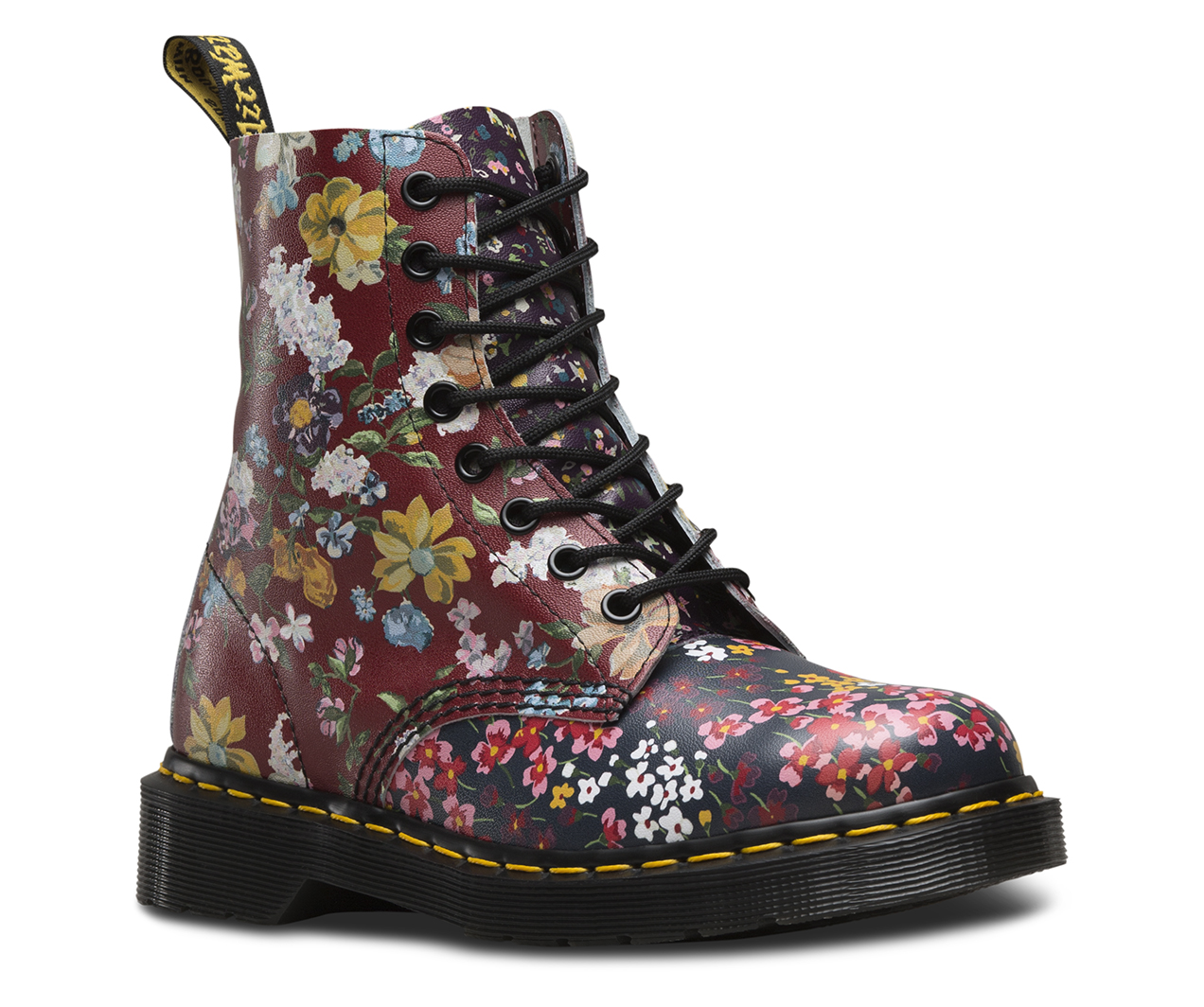 21 Luxury Doc Martens Womens Floral Boots
