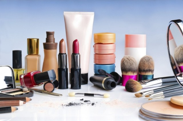 image of cosmetic products