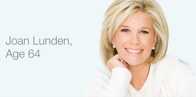 Joan lunden for Murad Resurgence