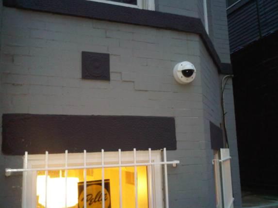 Residential Premium Home Hi-Res IP Surveillance installation by dmg Martinez Group in Capitol Hill, Washington, DC