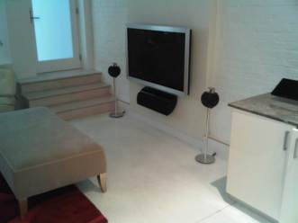 Residential Premium Home Theater installation Audio Visual Integration by dmg Martinez Group in Capitol Hill, Washington, DC
