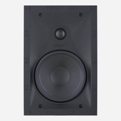 Sonance VP62 Visual Performance Medium Rectangle Speaker, in the Miami / Fort Lauderdale area. Available at dmg Martinez Group.