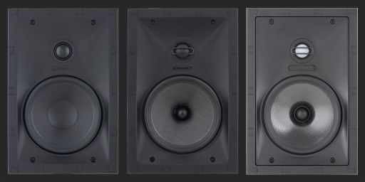 Sales and installation of Sonance Visual Performance Medium Rectangle Speakers, in the Miami / Fort Lauderdale area. Available at dmg Martinez Group.