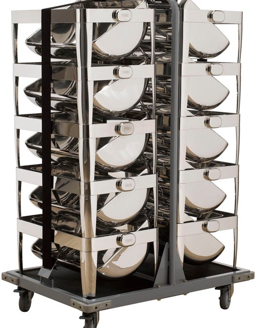 Item of the Week: Smart Buffet Ware Ibis Stacking Trolley!