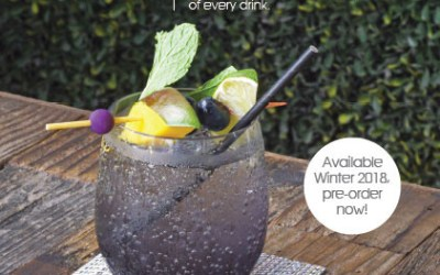 The Long-Lasting, Safe-for-Marine Life, Eco-Friendly FOH Paper Straw!