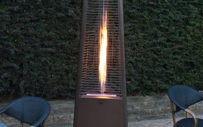 Beautiful, Warm & Inviting Patio Heater