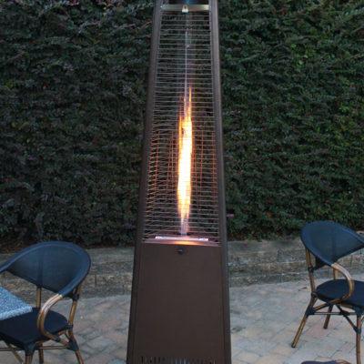 Beautiful, Warm & Inviting Patio Heater