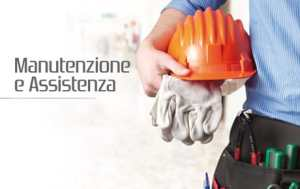manutenzione e assistenza