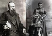 Родина Грушевських та вишиванка