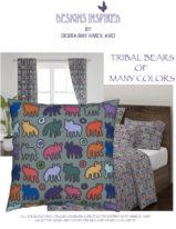 TRIBAL-BEARS-OF-MANY-COLORS