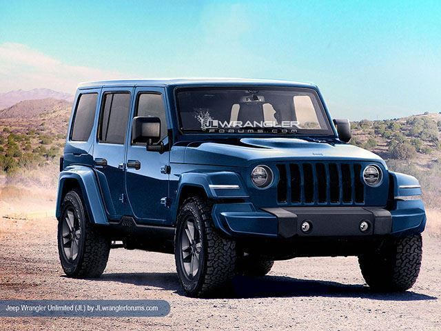 here is jeep's new 2019 wrangler rollout plan - carbuzz