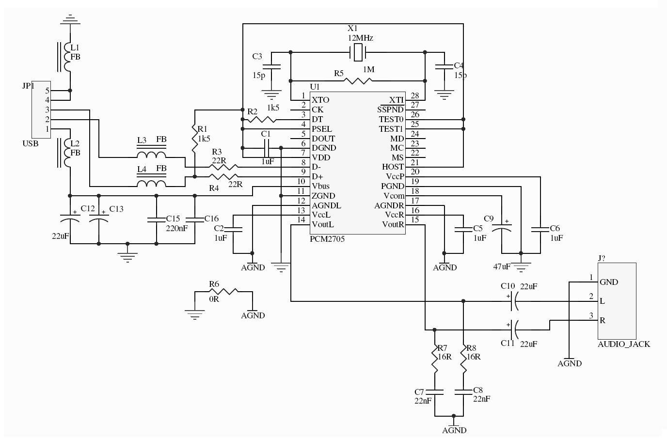 Circuit Diagram Iphone