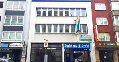 Der neue Treffpunkt in der Oststraße 118