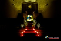 Holy Week Philippines 2017 Chapel of St. Joseph the Worker Altar of Repose