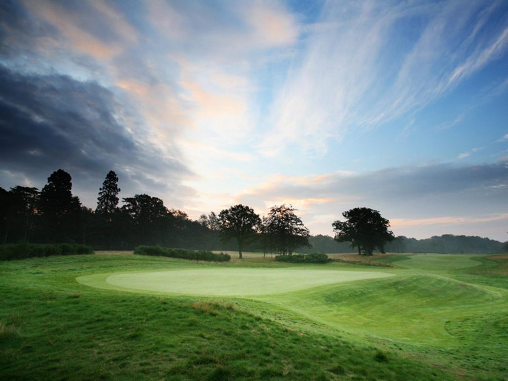 Queenwood Golf Club Dmk Golf Design