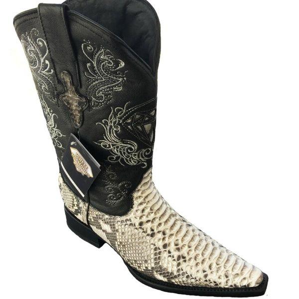 Men's Snip Toe Boots