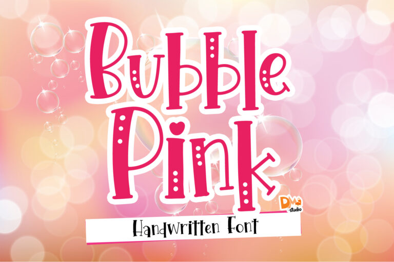 Preview image of Bubble Pink