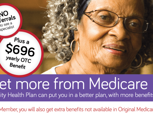 Medicare Table Top Displays